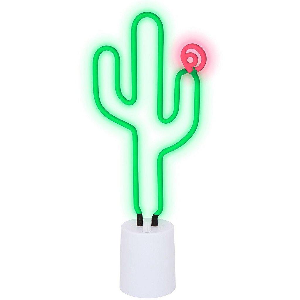 Sunny Life Large Cactus Rose Neon Light