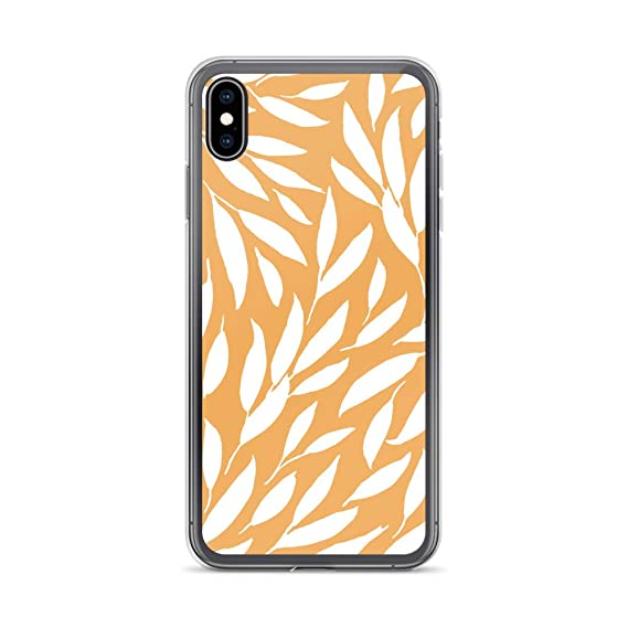 info for a4a0a 478b8 Amazon.com: Mustard Yellow Leaf Fall Bohemian iPhone Cases, Floral ...