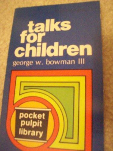 Talks for Children