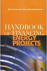 Handbook of Financing Energy Projects Hardcover