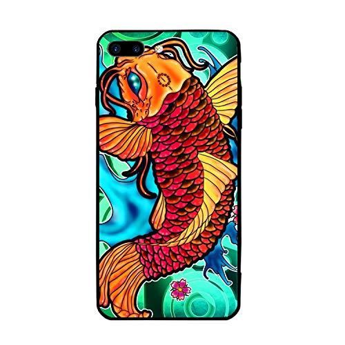Koi Fish Custom iPhone 7/8 Plus Cover Slim
