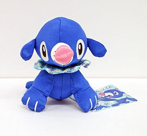 포켓몬Center Original Plush Doll Chirimen popplio ( ashimari )
