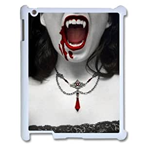 3D Vampire Cases For IPad 2,3,4 2D White Yearinspace145946 by ruishername