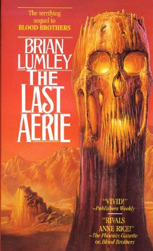 The Last Aerie (Necroscope Book 7)