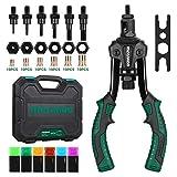 "METAKOO 11"" Rivet Nut Tool, Compact Rivet Nut"