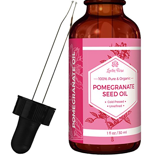 Pomegranate Seed Oil Leven Rose