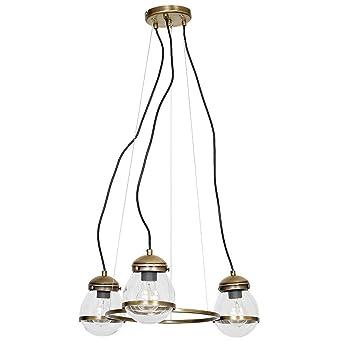 Forma Bonita lámpara colgante (Profundidad hasta: 0,9 m, 3 ...
