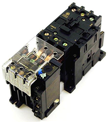 GE CR4CGB-CR4G3WS 25-32AMP MAGNETIC STARTER 220V AC COIL