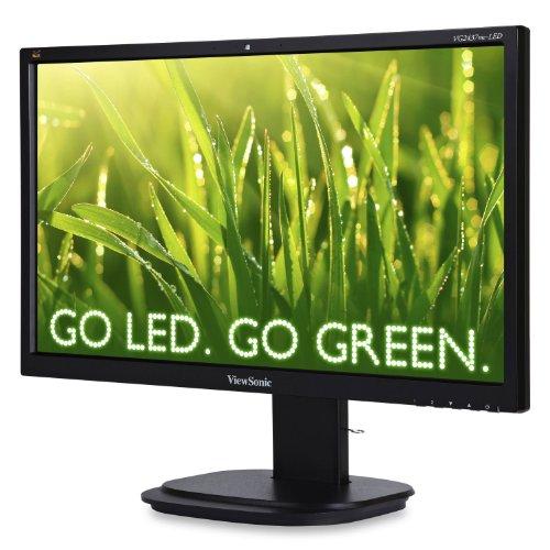 ViewSonic VG2437MC LED 24 Inch LED Lit Monitor