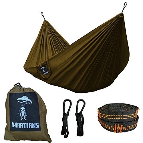 Camping Hammock Ultralight Parachute Carabiners product image