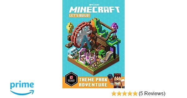 Minecraft Lets Build! Theme Park Adventure: Mojang AB ...