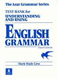 Understanding and Using English Grammar, Azar, Betty Schrampfer, 0139586954