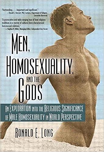 Quasi homosexual relationship books