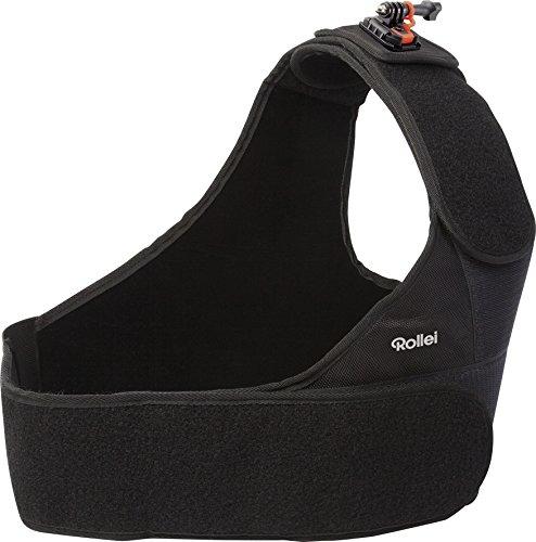 Rollei Shoulder Chest Mount - Brust- bzw. Schultergurt für Rollei Actioncams und GoPro Kameras