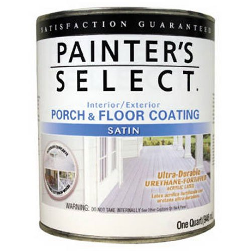 UPC 042909067944, True Value USFD-QT Painter's Select Deep Base Interior/Exterior Urethane Fortified Porch and Floor Coating, 1-Quart