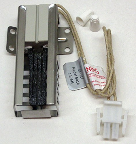 Hot Surface Oven Igniter, Capilary 12in L (Ignitor Replacement Surface Hot)