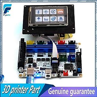 Amazon.com: Impresora 3D – F5 V1.2 placa de control basada ...