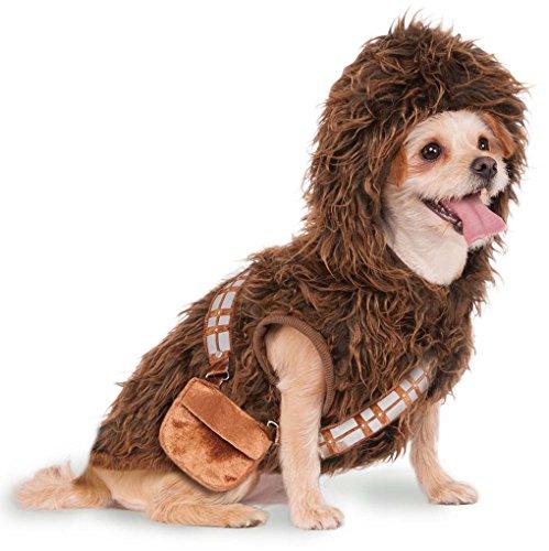 Star Wars Chewbacca Hoodie Pet Costume - XL ()