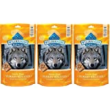 Blue Buffalo Wilderness Trail Treats Grain Free Turkey Biscuits Dog Treats 30 OZ Made in USA