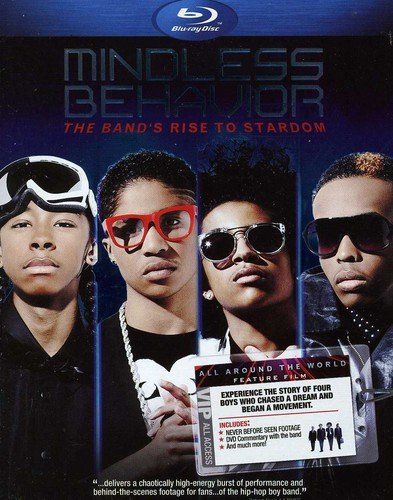Roc Royal - Mindless Behavior: All Around the World (Blu-ray)