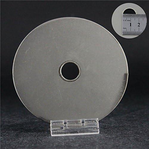 Queenwind 4 インチ3000グリットダイヤモンドコーティングされたフラットラップホイール研磨研削盤