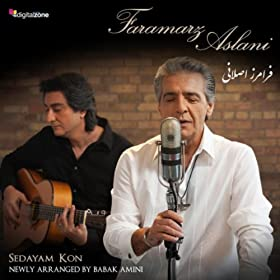 Amazon.com: Sedayam Kon (feat. Babak Amini): Faramarz Aslani: MP3