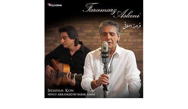 music mp3 faramarz aslani sedayam kon