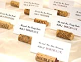 Wine Corks, New Authentic All Natural, Premium