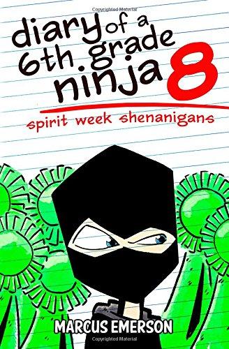 Diary 6th Grade Ninja Shenanigans product image