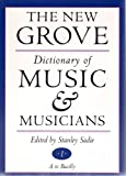 The New Grove Dictionary of Music and Musicians, , 1561591742