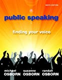 img - for Public Speaking: Finding Your Voice (9th Edition) book / textbook / text book