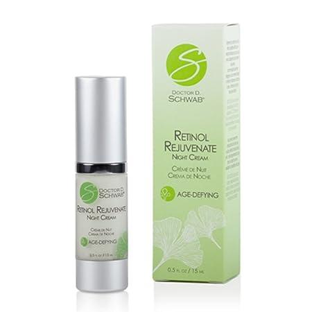 Doctor D. Schwab Retinol Rejuvenate Night Cream 0.5oz