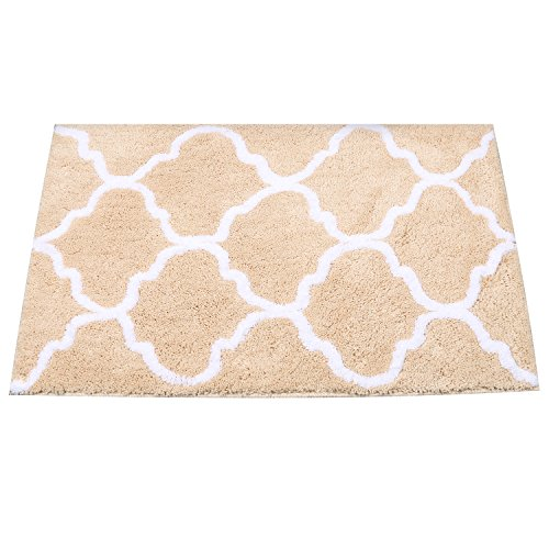 UArtlines Decorative Non slip Microfiber Bathroom