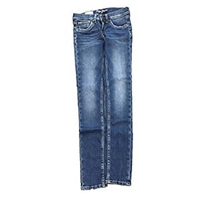 Pepe Jeans - PIXLETTE Ruffled - Pantalón Vaquero NIÑA (4 ...