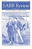 The SABR Review of Books, Society for American Baseball Research Staff, 0910137234