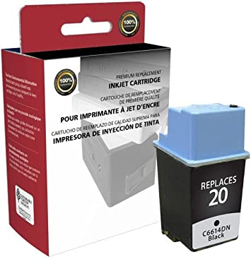 Amazon.com: CIG Remanufactured Black Ink Cartridge for HP ...