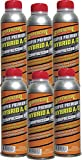 TSI Supercool 24940-6CP Hybrid A/C Compressor Oil, 8 oz, 6 Pack