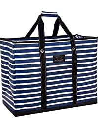 4 Boys Bag, Extra Large Tote Bag for Women, Perfect Oversized Beach Bag or Pool Bag (Multiple Patterns Available)