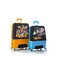 "Heys Disney Clubhouse Hybrid Spinner Luggage Set for Kids 2 Pcs - 30"" & 26"""