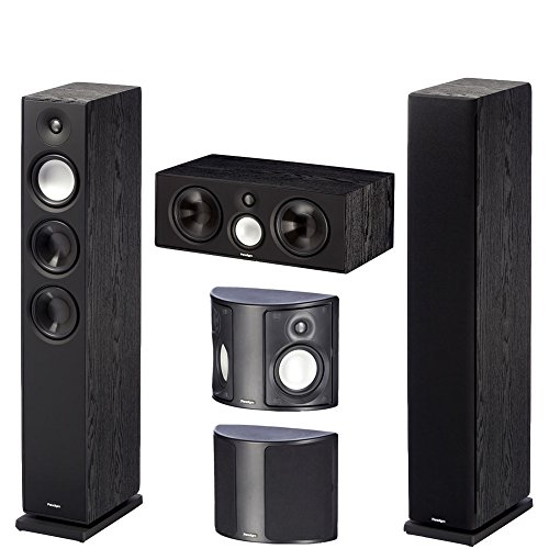 Paradigm Bundle – Paradigm Monitor 9v7 Tower Speaker (pr), Center 3 and Surround 3 (pr)
