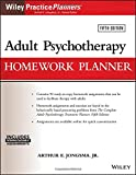 img - for Adult Psychotherapy Homework Planner (PracticePlanners) book / textbook / text book