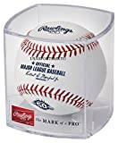 Rawlings Official Kansas City Royals 50th Anniversary MLB Game Baseball - New in Rawlings Display Case