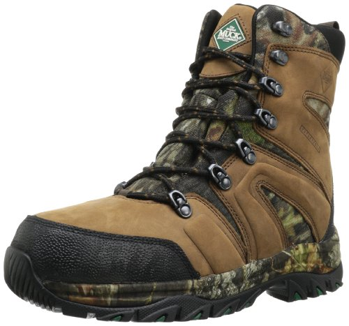 MuckBoots Men's Woodlands Extreme Hunting Boot,Brown,9.5 M US