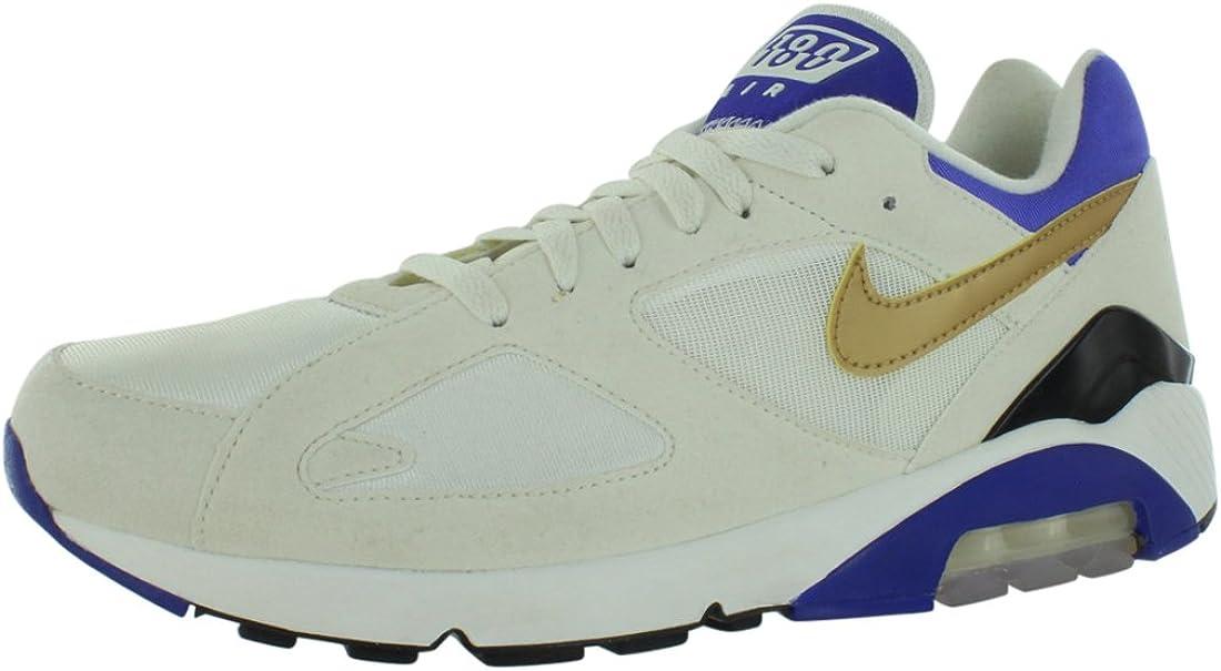 Reposición Hacia fuera pasajero  Nike AIR MAX 180 QS Men's Running Shoes 626960-175 (US 8.5): Amazon.ca:  Shoes & Handbags