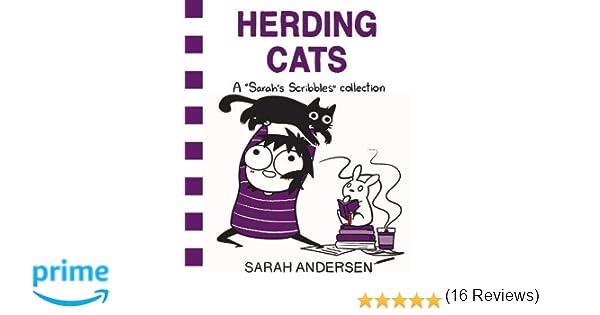 Herding Cats (Sarahs Scribbles): Amazon.es: Sarah Andersen ...