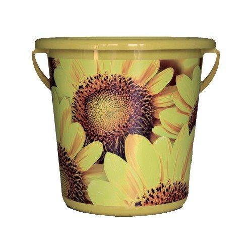Unimet Dekoeimer Sonnenblume, 10 ltr