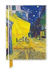 Van Gogh: Café Terrace (Foiled Journal)