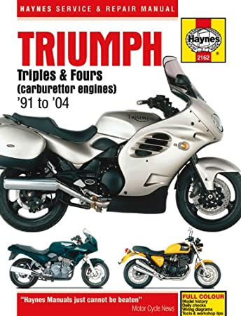 triumph thunderbird 900 repair manual haynes service manual workshop rh amazon co uk Triumph Thunderbird 900 Cafe Racer Triumph Thunderbird 900 Sport