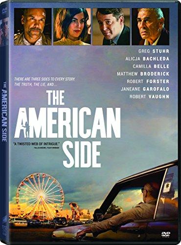 The American Side -  DVD, Jenna Ricker, Greg Stuhr