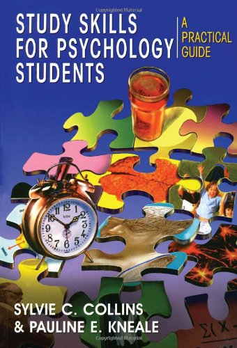 Study Skills for Psychology Students: A Practical Guide